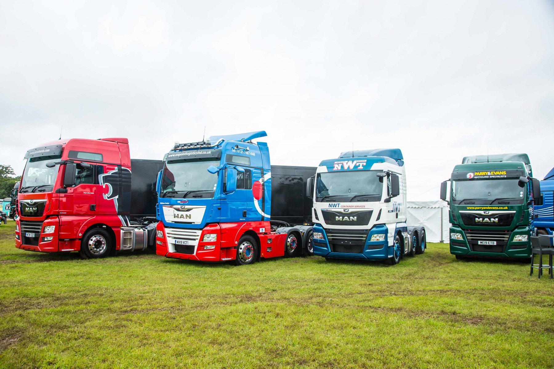 Truck Shows Near Me >> Convoy In The Park 2019 Truckanddriver Co Uk