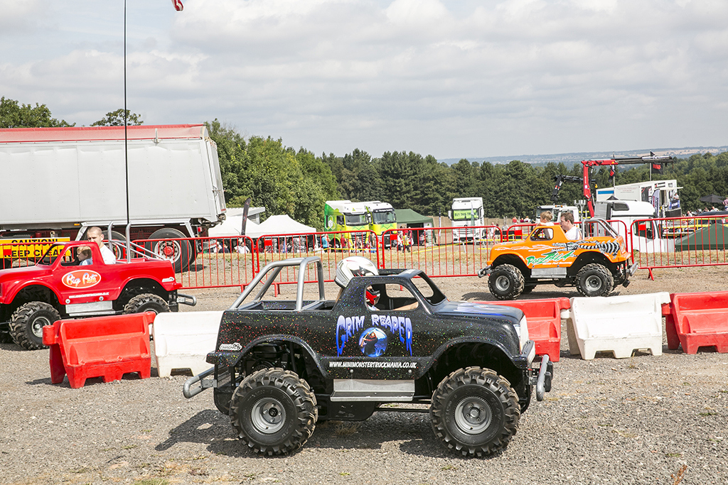 convoy in the park 2018