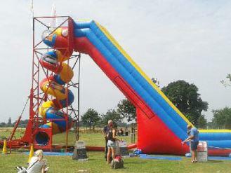Giant-slide
