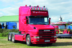 O'Callaghan Transport T-cab debuted at Waterford