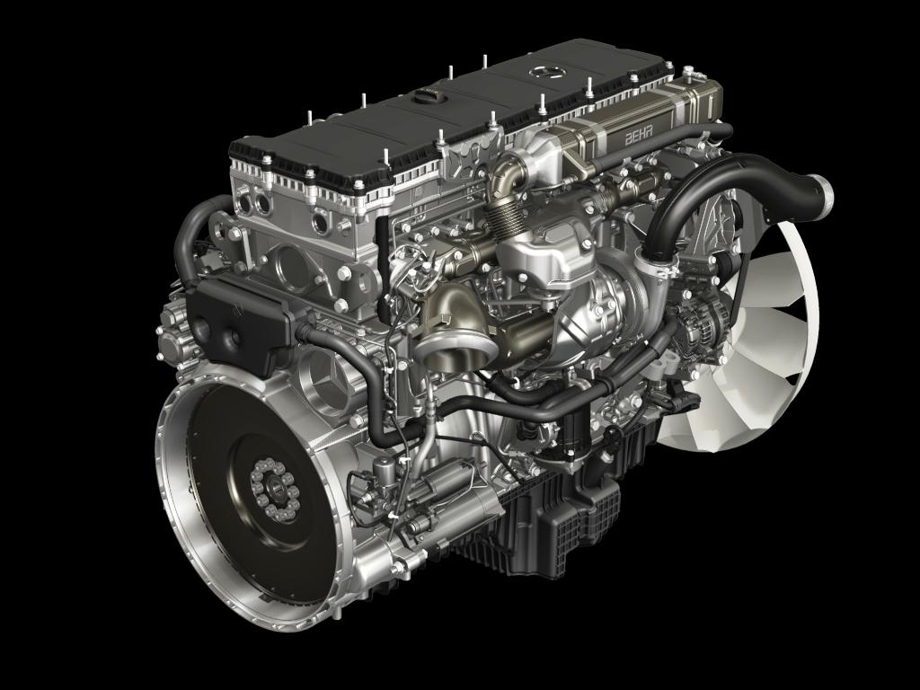 Mercedes-Benz adds new OM470 six-pot to its diesel engine