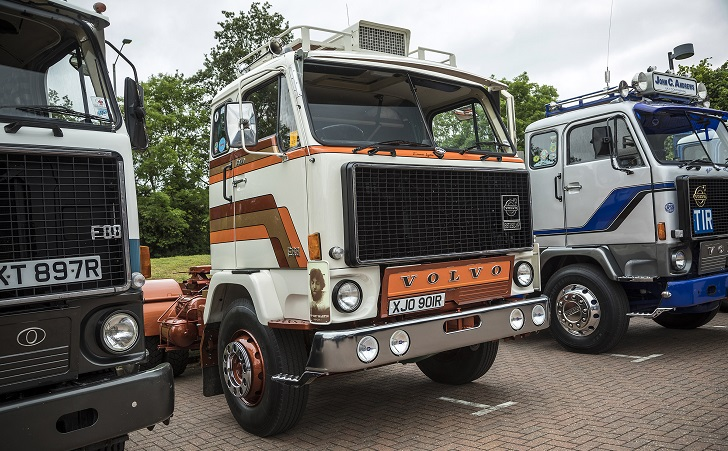 Volvo Trucks Celebrate 50th Anniversary With Open Day With