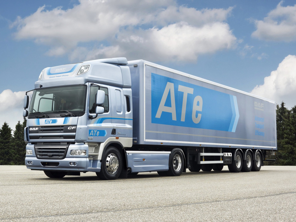 Who remembers the DAF CF ATE? BigLorryBlog does! But are any